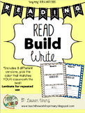 Read, Build, & Write