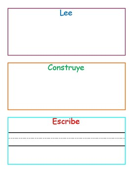 Read, Build, Write Mat