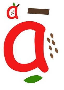 Printable Letter A and B Crafts
