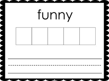 Read, Build and Write Pre-primer Sight Word Cards