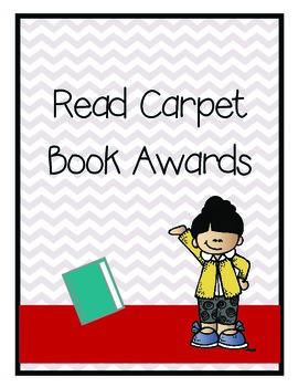 """Read"" Carpet Book Awards Book Report"