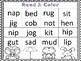 Read & Color Phonics Activity- CVC Words & Sentences