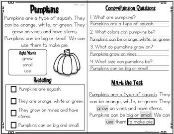 Reading Comprehension Passages and Questions~ Bundle  #bundlebonanza