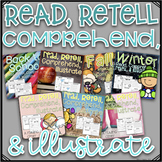 Reading Comprehension Passages and Questions~ Bundle
