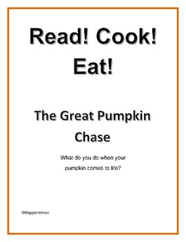 Read! Cook! Eat! The Great Pumpkin Chase