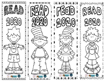Read Day 2017 Bookmark