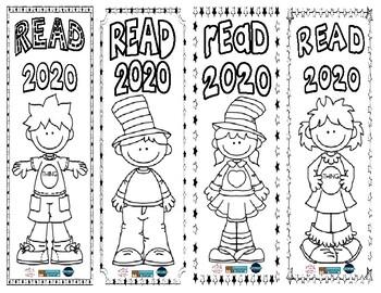 Read Day 2018 Bookmark