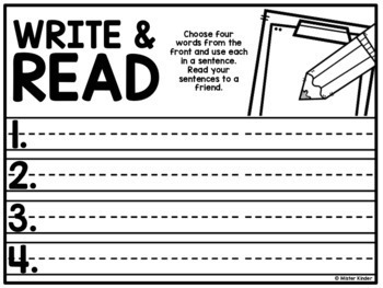 Read & Draw {CVCe}