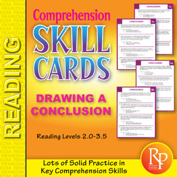 Read & Draw Conclusions (Reading Level 2.0-3.5)