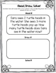 Read, Draw, Solve! {Pond} Number Stories for Primary Learners