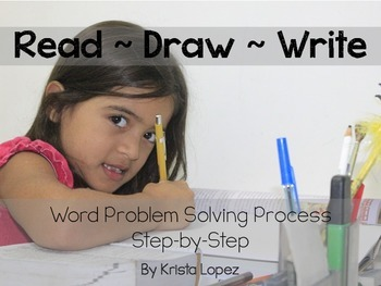Read, Draw, Write | How to Solve Word Problems
