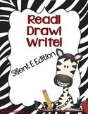 Read! Draw! Write! Silent E Edition