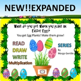 Read Draw Write Easter Time Equal Groups Multiplication