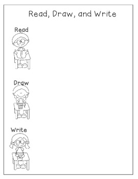 Read, Draw and Write