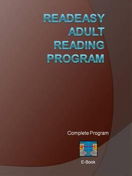 Read Easy Adult Reading Program - PDF Format