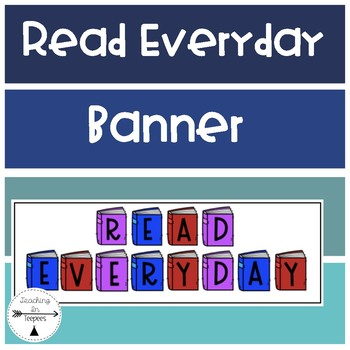 Read Everyday Banner