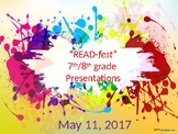 Read-Fest Power Point