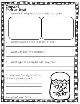 Ready Freddy! Second Grade Rules!