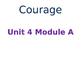 Read Gen - Grade 3 - Concept Wall Unit 4 Module A