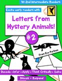Read, Infer, and Solve a Mystery with Letters From Mystery Animals 2!