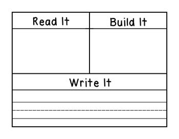 Read It . Build It . Write It