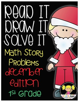 Read It, Draw It, Solve It {December}