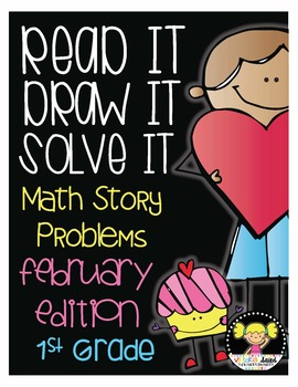Read It, Draw It, Solve It {February}