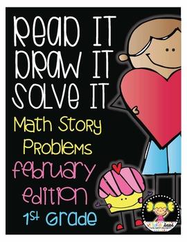 Read It, Draw It, Solve It {February}