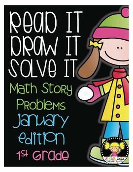 Read It, Draw It, Solve It {January}