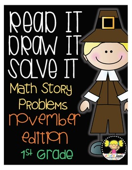 Read It, Draw It, Solve It {November}
