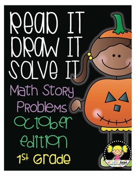 Read It, Draw It, Solve It {October}