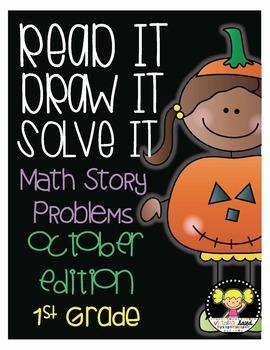 Read It, Draw It, Solve It {October}