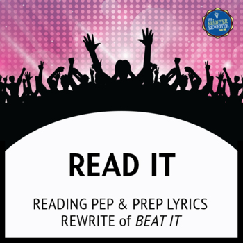 Reading Test Song Lyrics for Beat It