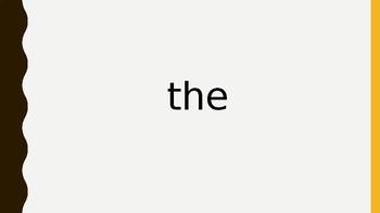 Read It, Spell It, Write It Sight Word Practice