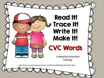 Word Work / CVC Words