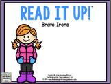 Read It Up! Brave Irene