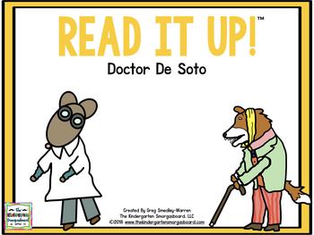 Read It Up! Doctor De Soto