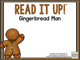 Read It Up! Gingerbread Man