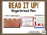 Read It Up! Gingerbread Man