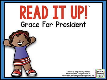 Read It Up! Grace for President