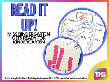 Read It Up! Miss Bindergarten Gets Ready For Kindergarten