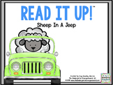Read It Up! Sheep in a Jeep
