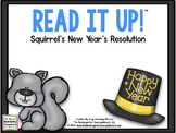 Read It Up! Squirrel's New Year's Resolution