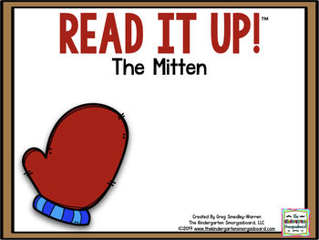 Read It Up! The Mitten
