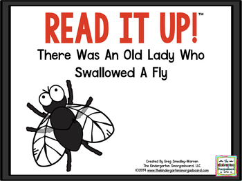 Read It Up! The Old Lady Who Swallowed A Fly