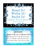 Read It! Write It! Build It! winter edition (includes 100