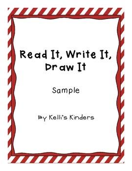 Read It, Write It, Draw It Sample