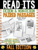 Read-Its™ Paired Passages - Fall Edition