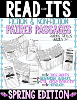 Read-Its™ Paired Passages - Spring Edition
