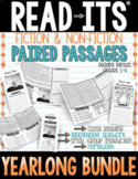 Read-Its™ Paired Passages - Yearlong MEGA Bundle